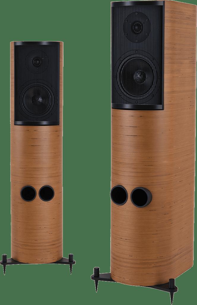 Aldebaran Speakers Prestige Series by Gallus Audio Technology