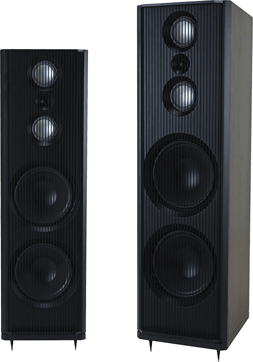 Staccato Speakers Classic Series by Gallus Audio Technology