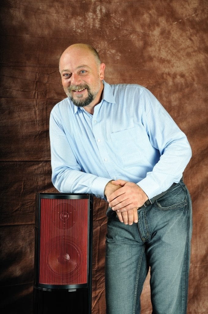 Vojko Ignjic, Founder and owner of Gallus Audio Technology
